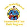 ComicWeb.com's Superman Old Time Radio Programs artwork