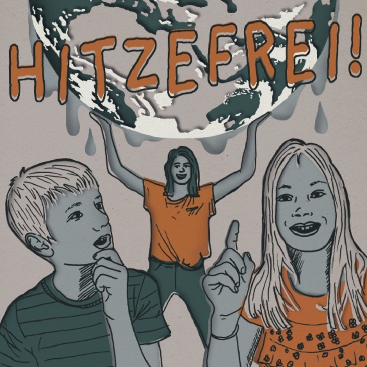 Hitzefrei! - Der Klima-Podcast für Kinder