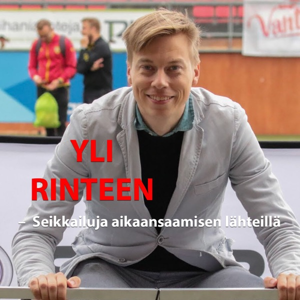 Yli rinteen podcast #3 – vieraanani Riikka Pajunen
