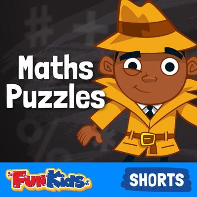 Detective Mathema's Maths Puzzles for Kids:Fun Kids