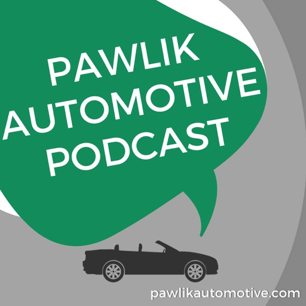 Pawlik Automotive Podcast podcast show image