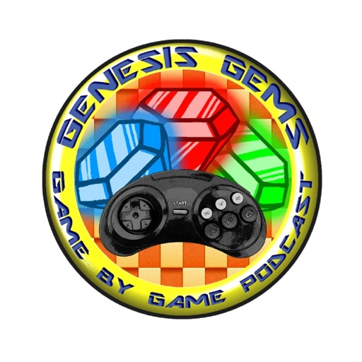Cover image of Genesis Gems Retro Gaming Podcast