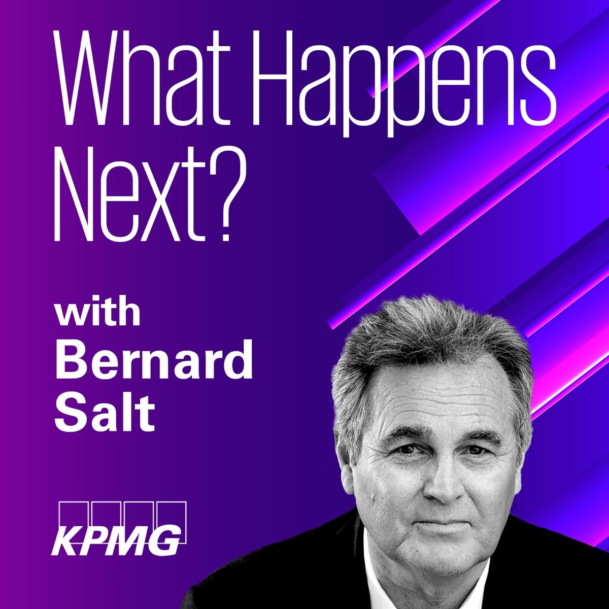 What Happens Next with Bernard Salt