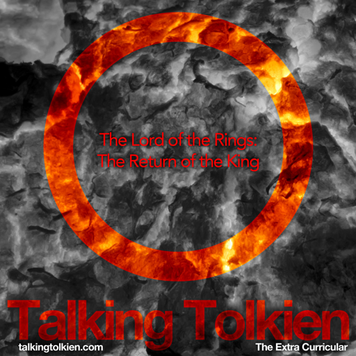 Cover image of Talking Tolkien - The Extra Curricular