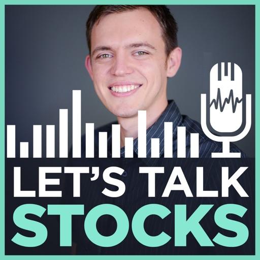 Cover image of Let's Talk Stocks with Sasha Evdakov - Improve Your Trading & Investing in the Stock Market