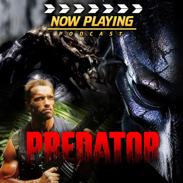 Now Playing: The Predator Movie Retrospective Series