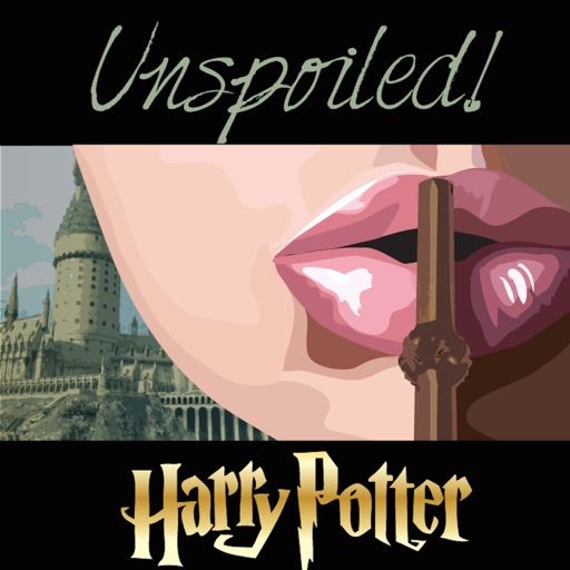 Cover image of UNspoiled! Harry Potter