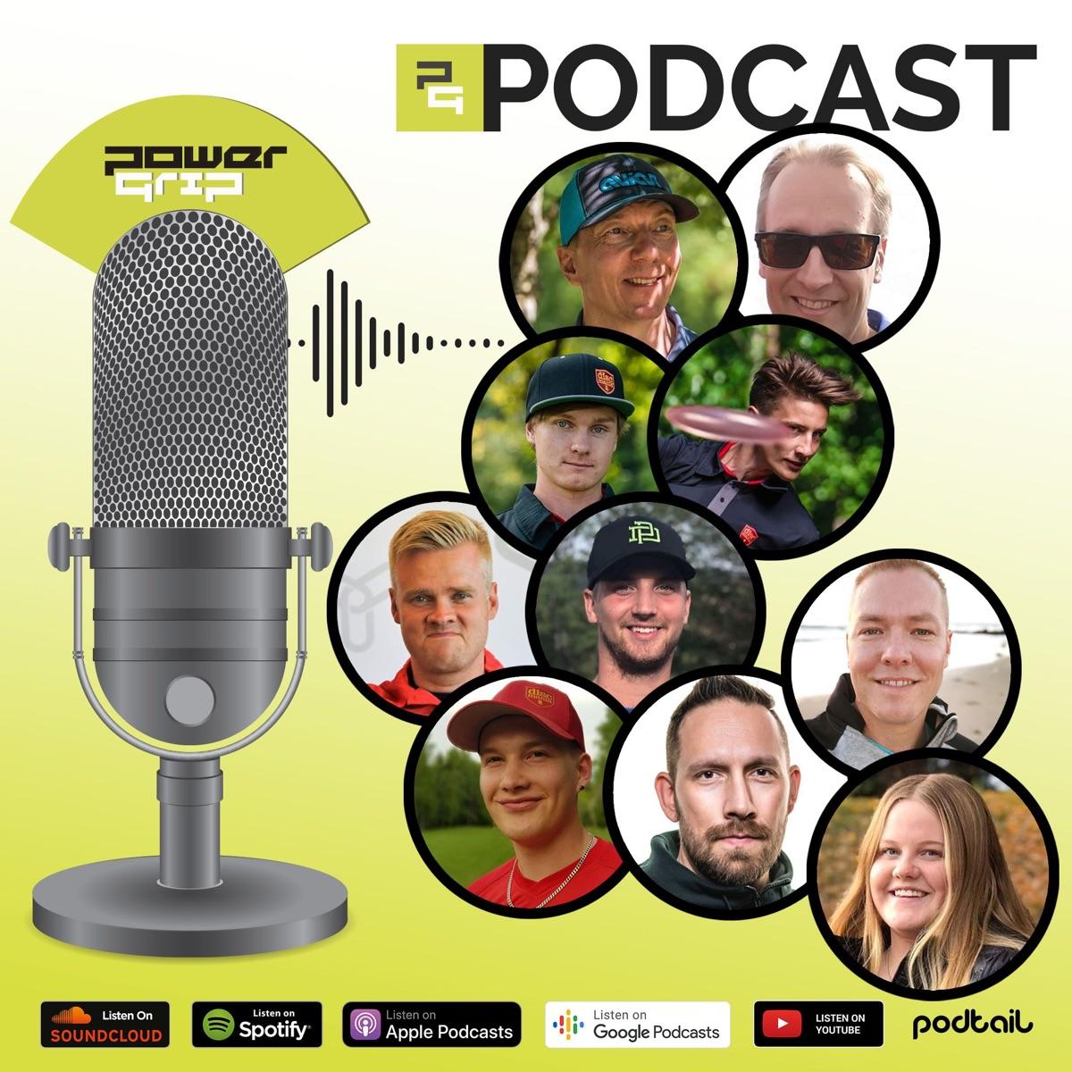 Powergrip Podcast