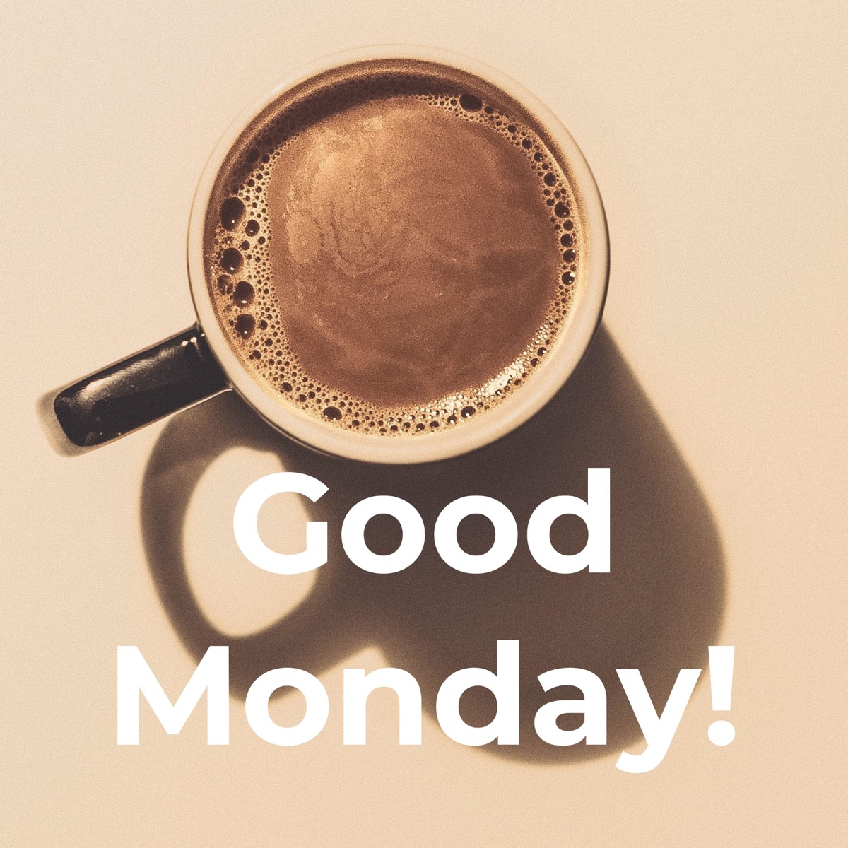 Good Monday!