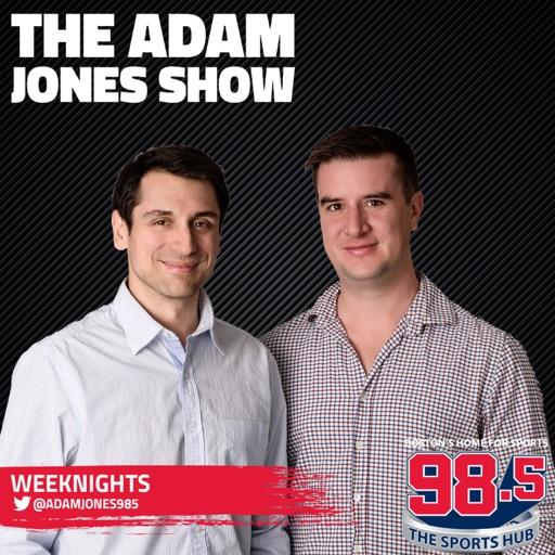 Cover image of The Adam Jones Show