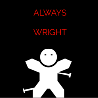 Always Wright with Charlie Wright podcast