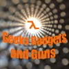 Geeks Gadgets and Guns Podcast artwork