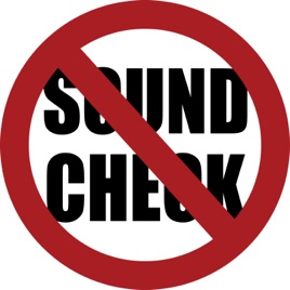 No Sound Check Podcast on Apple Podcasts