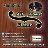 Jeff Floro's All About Guitar artwork