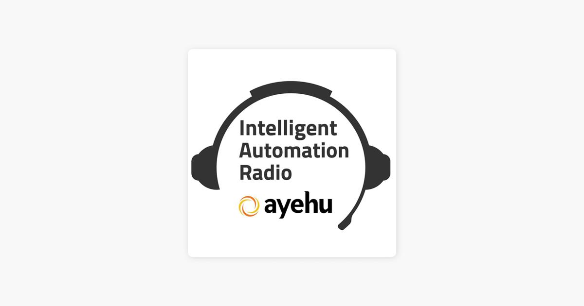 Intelligent Automation Radio: Andy Nallappan – Vice