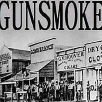 Gunsmoke:Entertainment Radio