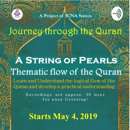 A String of Pearls - Thematic flow of the Quran: Day 8 - A