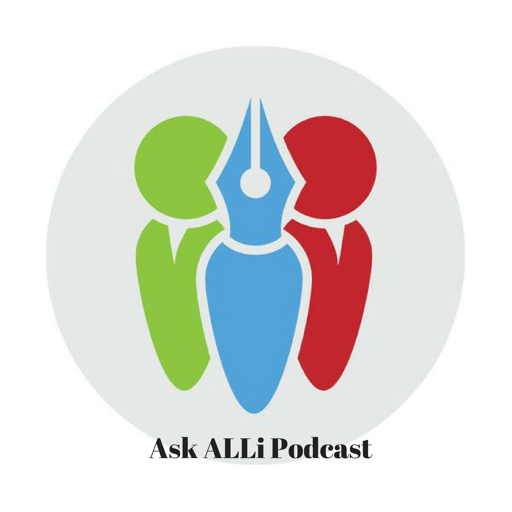 Cover image of AskAlli: Self-Publishing Advice Podcast