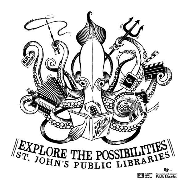 Beyond Books - St. John's Libraries Podcast!