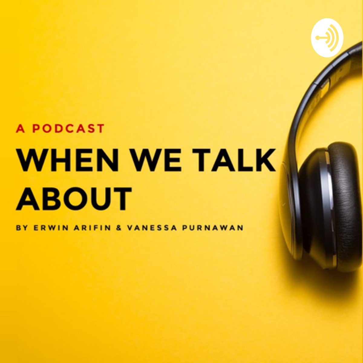 When We Talk About