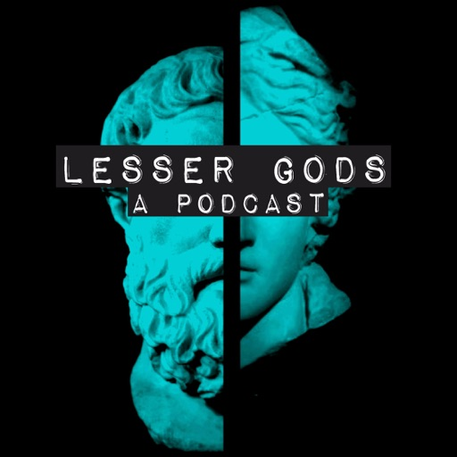 Cover image of Lesser Gods, An Audio Drama