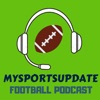 MySportsUpdate Football Podcast artwork