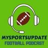 MySportsUpdate Football Podcast artwork