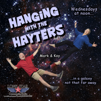 Hanging with the Hayters podcast