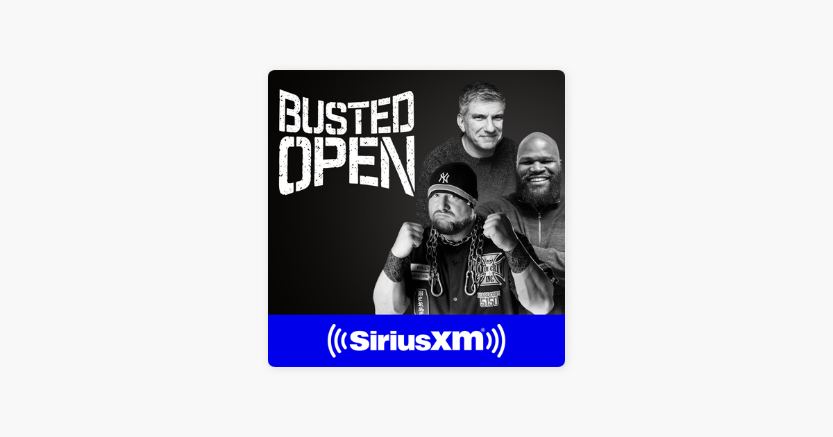 Busted Open on Apple Podcasts