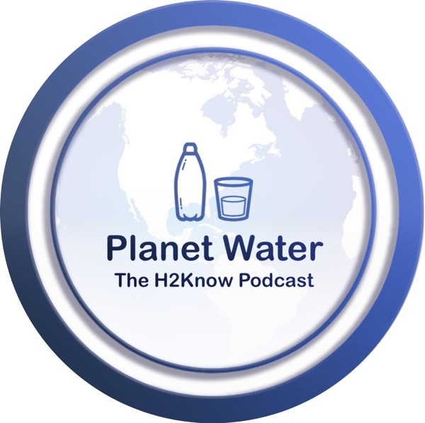 Planet Water - The H2Know Podcast presents A Water With... Martin Riese Water Sommelier