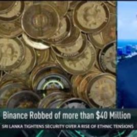 Reality Check with Ben Swann: Ben Swann ON - Binance's $40M