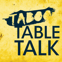 Podcast cover art for Taboo Table Talk with Krish Mohan