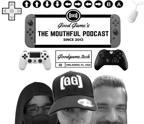 GG's The Mouthful Podcast