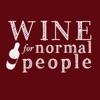 Wine for Normal People artwork