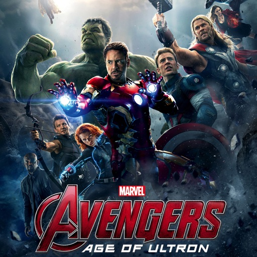 Cover image of AVENGERS: AGE OF ULTRON