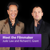 Jude Law and Richard E. Grant: Meet the Cast podcast