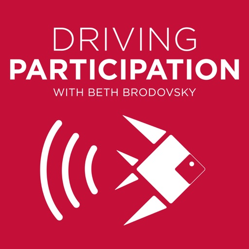 Cover image of Driving Participation Podcast:  What Is Working in Marketing & Fundraising | Nonprofits | Schools | Associations