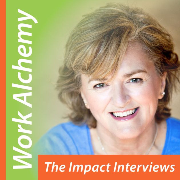Work Alchemy: The Impact Interviews-Ursula Jorch chats with Seth