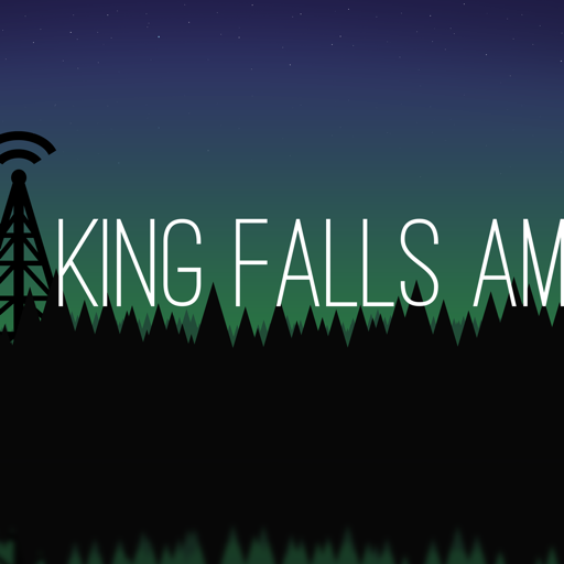Cover image of King Falls AM