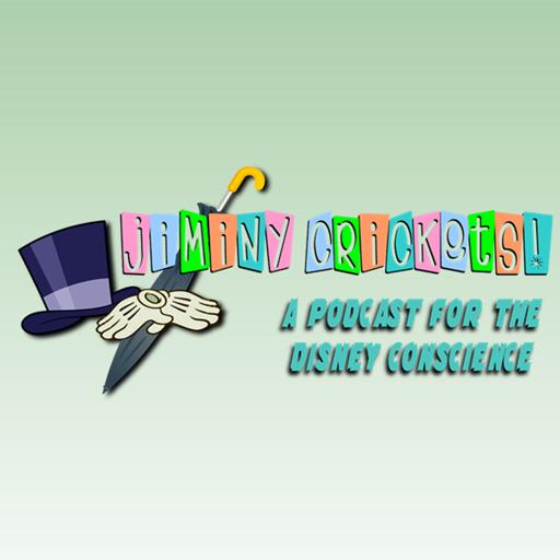 Cover image of Jiminy Crickets! Podcast