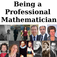 Being a Professional Mathematician podcast