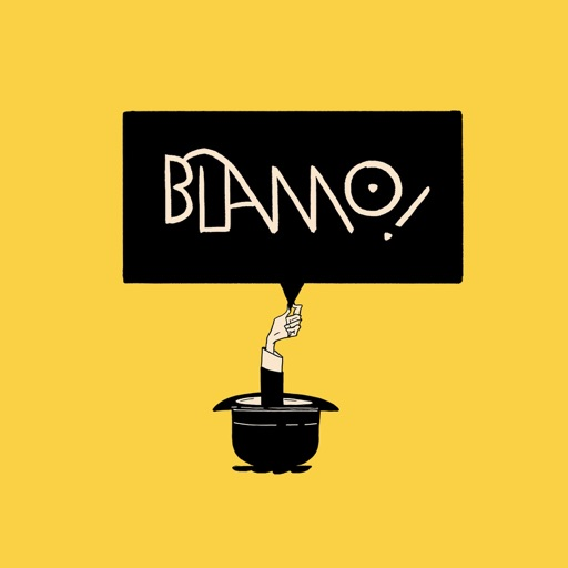 Cover image of Blamo!   Exploring Fashion with the People Who Shape It