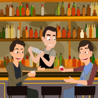 Three idiots walk into a bar podcast