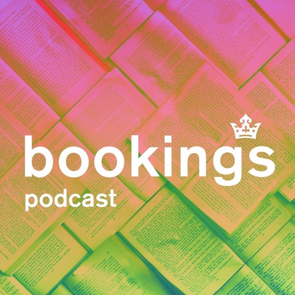 Bookings - The King's Co-op Bookstore Podcast
