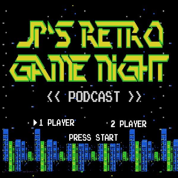 JP's Retro Game Night