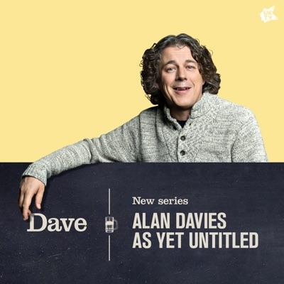 Alan Davies As Yet Untitled:Dave