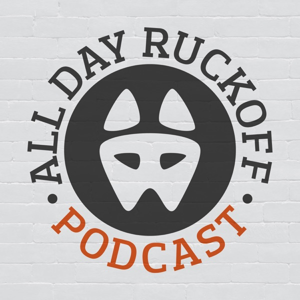 All Day Ruckoff Podcast banner backdrop