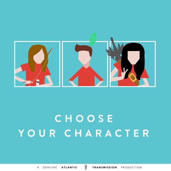 Choose Your Character (Exploring Identity Through Video Games)