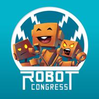 Podcast cover art for Robot Congress