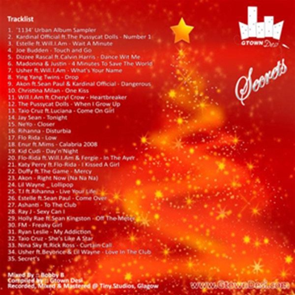 Bobby B - The Winter R&B Collection (2008)